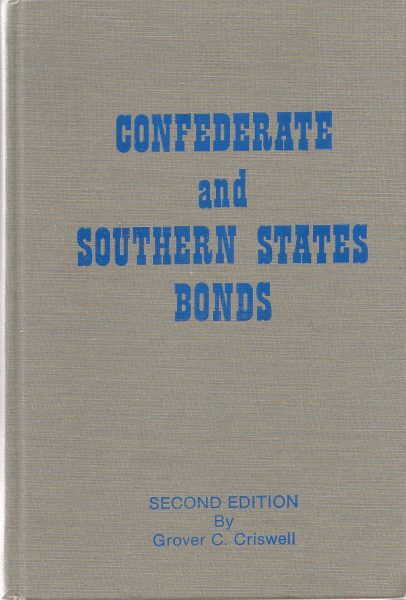 Confederate and Southern States Bonds